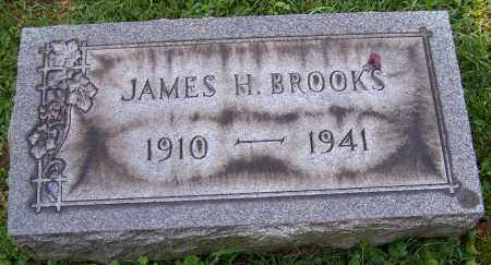 BROOKS, JAMES H. - Stark County, Ohio | JAMES H. BROOKS - Ohio Gravestone Photos