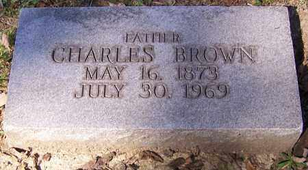 BROWN, CHARLES - Stark County, Ohio | CHARLES BROWN - Ohio Gravestone Photos
