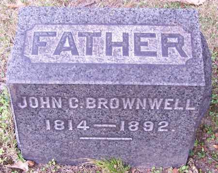 BROWNWELL, JOHN C. - Stark County, Ohio | JOHN C. BROWNWELL - Ohio Gravestone Photos