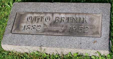 BRTNIK, OTTO - Stark County, Ohio | OTTO BRTNIK - Ohio Gravestone Photos