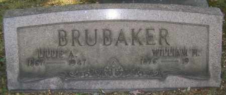 BRUBAKER, LILLIE A. - Stark County, Ohio | LILLIE A. BRUBAKER - Ohio Gravestone Photos