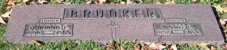 BRUNKER, MARY I. - Stark County, Ohio | MARY I. BRUNKER - Ohio Gravestone Photos