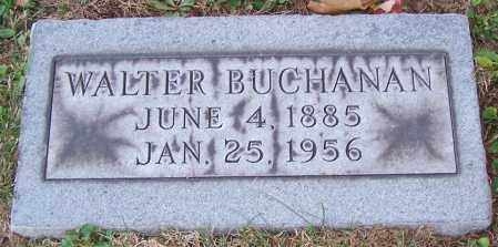 BUCHANAN, WALTER - Stark County, Ohio | WALTER BUCHANAN - Ohio Gravestone Photos