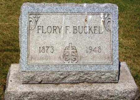 BUCKEL, FLORY F. - Stark County, Ohio | FLORY F. BUCKEL - Ohio Gravestone Photos