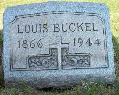 BUCKEL, LOUIS - Stark County, Ohio | LOUIS BUCKEL - Ohio Gravestone Photos