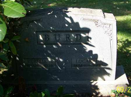 BURD, LOGAN D. - Stark County, Ohio | LOGAN D. BURD - Ohio Gravestone Photos