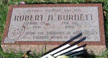 BURNETT, ROBERT A. - Stark County, Ohio | ROBERT A. BURNETT - Ohio Gravestone Photos