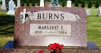 BURNS, MARGARET E. - Stark County, Ohio | MARGARET E. BURNS - Ohio Gravestone Photos
