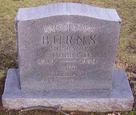 BURNS, ROBERT D. - Stark County, Ohio | ROBERT D. BURNS - Ohio Gravestone Photos