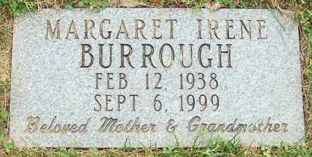 BURROUGH, MARGARET IRENE - Stark County, Ohio | MARGARET IRENE BURROUGH - Ohio Gravestone Photos