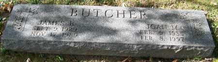 BUTCHER, JAMES B. - Stark County, Ohio | JAMES B. BUTCHER - Ohio Gravestone Photos