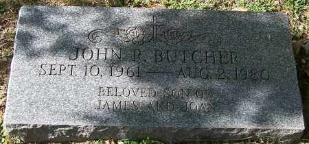 BUTCHER, JOHN R. - Stark County, Ohio | JOHN R. BUTCHER - Ohio Gravestone Photos