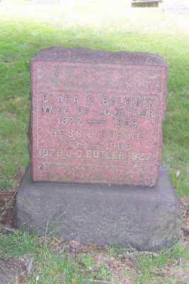 BUTLER, CLARA C. - Stark County, Ohio | CLARA C. BUTLER - Ohio Gravestone Photos