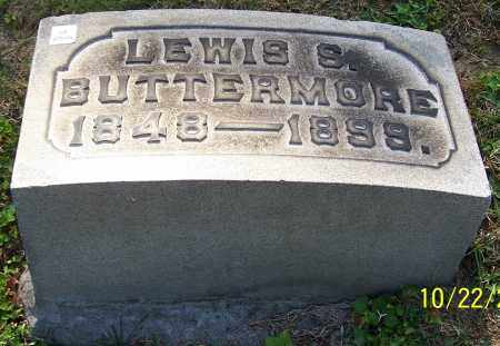 BUTTERMORE, LEWIS S. - Stark County, Ohio | LEWIS S. BUTTERMORE - Ohio Gravestone Photos