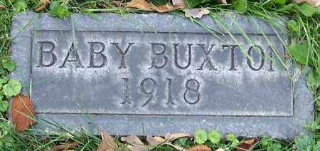 BUXTON, BABY - Stark County, Ohio | BABY BUXTON - Ohio Gravestone Photos