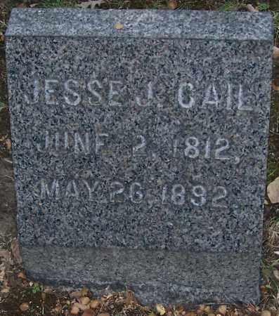 CAIL, JESSE J. - Stark County, Ohio | JESSE J. CAIL - Ohio Gravestone Photos