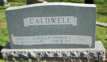 CALDWELL, CHARLES J. - Stark County, Ohio | CHARLES J. CALDWELL - Ohio Gravestone Photos