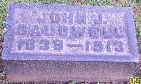 CALDWELL, JOHN J. - Stark County, Ohio | JOHN J. CALDWELL - Ohio Gravestone Photos