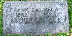 CALMELAT, FRANK - Stark County, Ohio | FRANK CALMELAT - Ohio Gravestone Photos