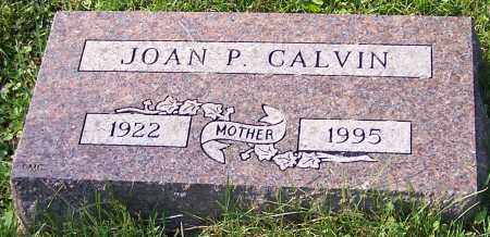 CALVIN, JOAN P. - Stark County, Ohio | JOAN P. CALVIN - Ohio Gravestone Photos