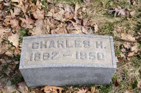 CAMERON, CHARLES H. - Stark County, Ohio | CHARLES H. CAMERON - Ohio Gravestone Photos