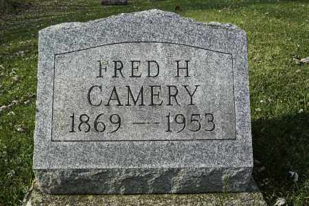 CAMERY, FRED H - Stark County, Ohio | FRED H CAMERY - Ohio Gravestone Photos