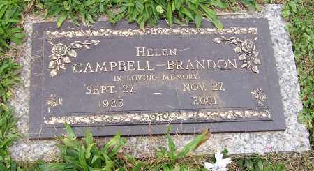 BRANDON CAMPBELL, HELEN - Stark County, Ohio | HELEN BRANDON CAMPBELL - Ohio Gravestone Photos