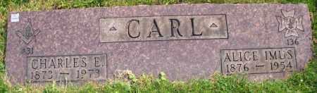 CARL, CHARLES E. - Stark County, Ohio | CHARLES E. CARL - Ohio Gravestone Photos