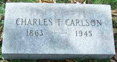 CARLSON, CHARLES T. - Stark County, Ohio | CHARLES T. CARLSON - Ohio Gravestone Photos
