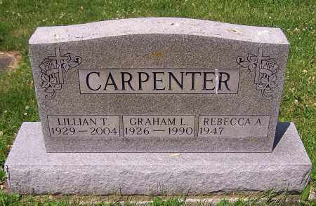 CARPENTER, LILLIAN T. - Stark County, Ohio | LILLIAN T. CARPENTER - Ohio Gravestone Photos
