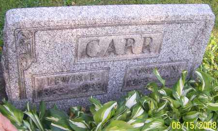 CARR, LEWIS B. - Stark County, Ohio | LEWIS B. CARR - Ohio Gravestone Photos