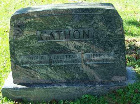 CATHON, JOHN D. - Stark County, Ohio | JOHN D. CATHON - Ohio Gravestone Photos