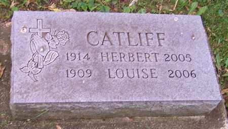CATLIFF, LOUISE - Stark County, Ohio | LOUISE CATLIFF - Ohio Gravestone Photos
