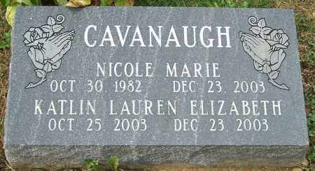 CAVANAUGH, KATLIN LAUREN ELIZABETH - Stark County, Ohio | KATLIN LAUREN ELIZABETH CAVANAUGH - Ohio Gravestone Photos