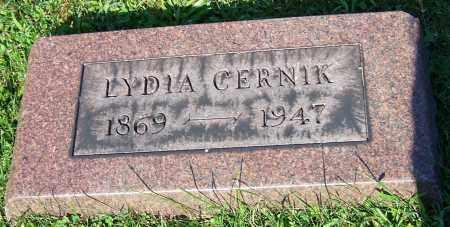 CERNIK, LYDIA - Stark County, Ohio | LYDIA CERNIK - Ohio Gravestone Photos