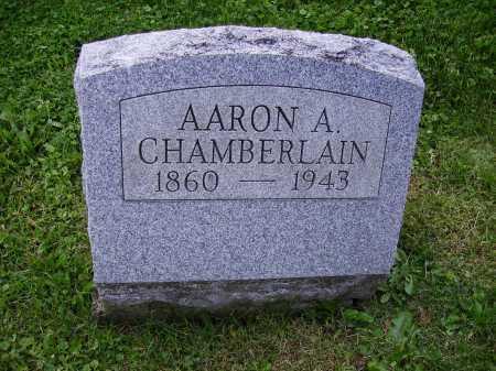 CHAMBERLAIN, AARON A. - Stark County, Ohio | AARON A. CHAMBERLAIN - Ohio Gravestone Photos