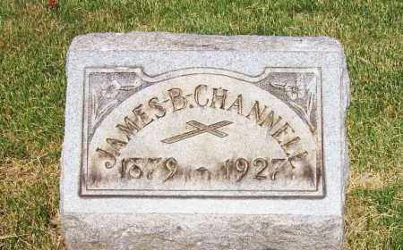 CHANNELL, JAMES B. - Stark County, Ohio | JAMES B. CHANNELL - Ohio Gravestone Photos