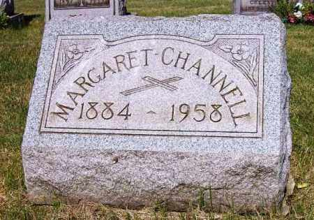 CHANNELL, MARGARET - Stark County, Ohio | MARGARET CHANNELL - Ohio Gravestone Photos