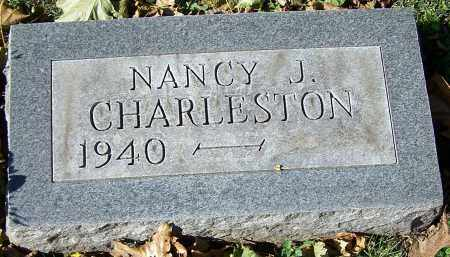 CHARLESTON, NANCY J. - Stark County, Ohio | NANCY J. CHARLESTON - Ohio Gravestone Photos