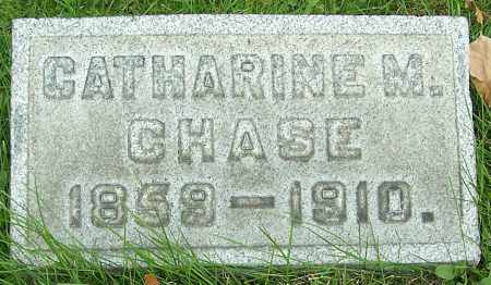 CHASE, CATHARINE M. - Stark County, Ohio | CATHARINE M. CHASE - Ohio Gravestone Photos