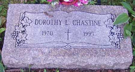 CHASTINE, DOROTHY L. - Stark County, Ohio | DOROTHY L. CHASTINE - Ohio Gravestone Photos