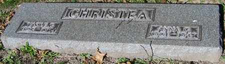 CHRISTEA, ANNA C. - Stark County, Ohio | ANNA C. CHRISTEA - Ohio Gravestone Photos