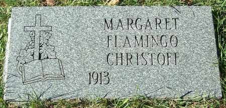 CHRISTOFF, MARGARET FLAMINGO - Stark County, Ohio | MARGARET FLAMINGO CHRISTOFF - Ohio Gravestone Photos