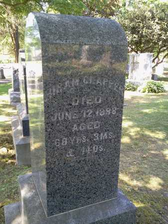 CLAPPER, HIRAM - Stark County, Ohio | HIRAM CLAPPER - Ohio Gravestone Photos