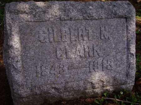 CLARK, GILBERT NATHAN - Stark County, Ohio | GILBERT NATHAN CLARK - Ohio Gravestone Photos
