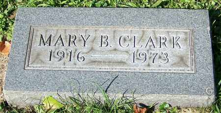 CLARK, MARY B. - Stark County, Ohio | MARY B. CLARK - Ohio Gravestone Photos