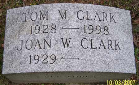 CLARK, TOM M. - Stark County, Ohio | TOM M. CLARK - Ohio Gravestone Photos