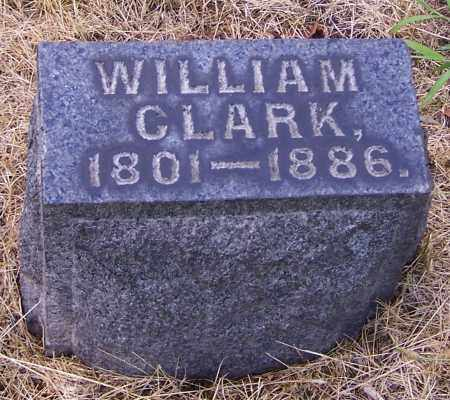 CLARK,, WILLIAM - Stark County, Ohio | WILLIAM CLARK, - Ohio Gravestone Photos