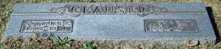 CLAUSER, IVA L. - Stark County, Ohio | IVA L. CLAUSER - Ohio Gravestone Photos
