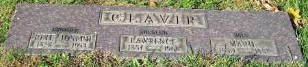 CLAVIR, LAWRENCE - Stark County, Ohio | LAWRENCE CLAVIR - Ohio Gravestone Photos